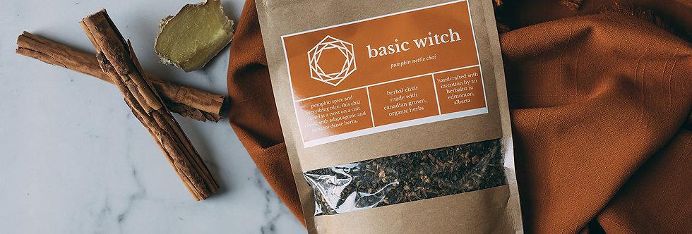 Basic Witch Tea