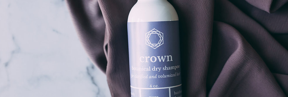 Crown Botanical Dry Shampoo