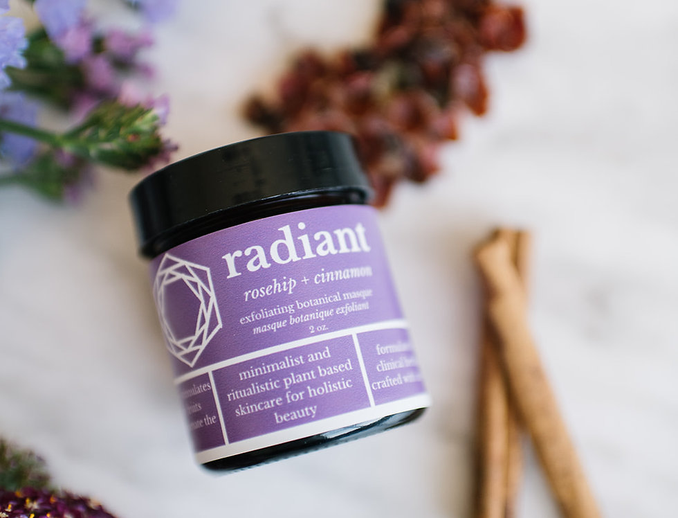 Radiant Exfoliating Masque