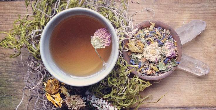 Herbal Elixir Crafting