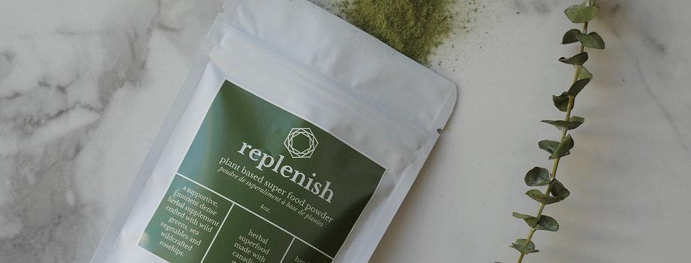 Replenish Herbal Booster Powder