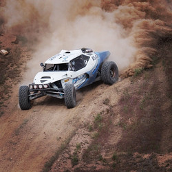 A shot from the helicopter at the Silver State 300 #Baldiracing #silverstate300 #bestinthedesert #bi