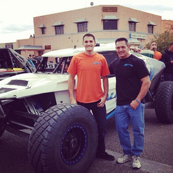 Having fun at the parade today in Parker _pasqualejbaldi _mbaldi1 #parker425 #bestinthedesert