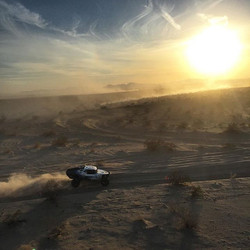 The BlueWater Desert Challenge is a brutal race! Thanks to the whole Baldi Racing team, _bestinthede