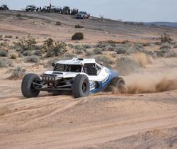Smashing through time trials at the 2017 Parker 425! #baldiracing #bitd #offroad #desert #racing #pa
