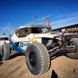 Race ready 👍 #baldiracing #bestinthedesert #parker425 #offroad #desert #race #bitd #class1 #car #tr