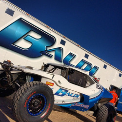 It's race day at the Mint 400! #baldiracing #mint400 #2015 #bestinthedesert #bitd #offroad #desert #
