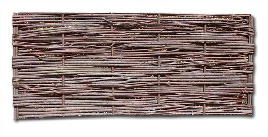 gard de rachita impletitura la trei fire schelet de fier