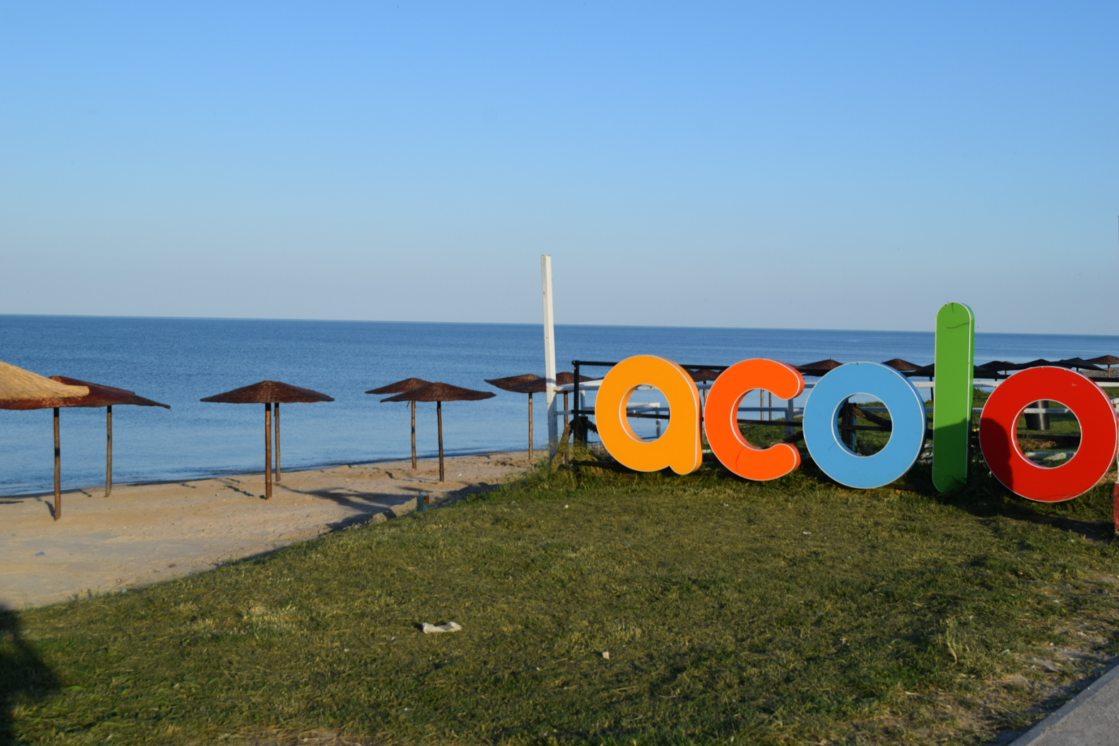 Plaja Acolo