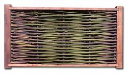 gard de rachita impletitura la un fir