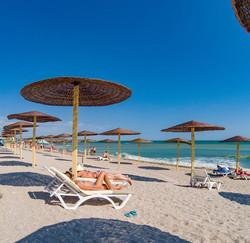 Plaja Hotelului Elektra