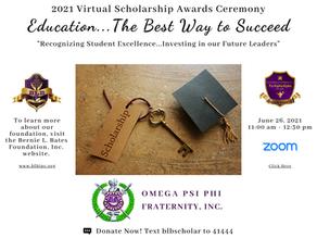 2021 Virtual Scholarship Awards Ceremony