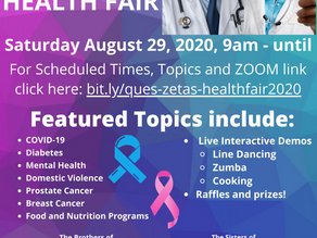 Virtual Community Health Fair