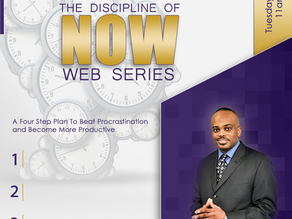 The Discipline of Now Web Series
