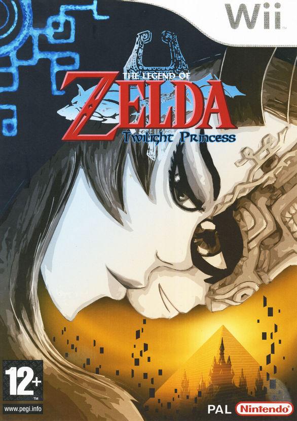 Zelda Box Art Revamp