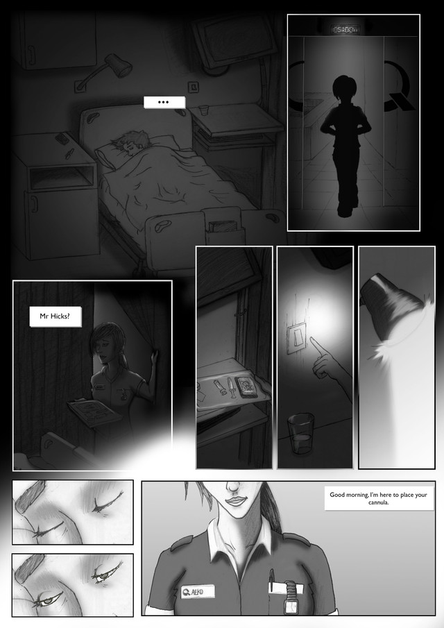 Trial and Terror. Page 1