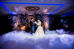 FIRST DANCE WITH SNOW
