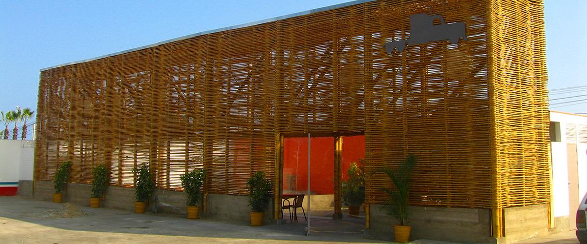 Restaurante El Camión año 2009