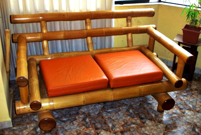 Muebles de bambú a medida