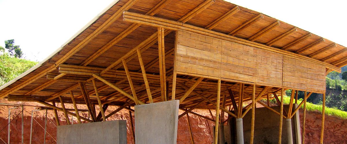Construcción en Satipo año 2006