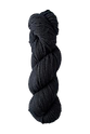 black yarn 401 hand knits hat