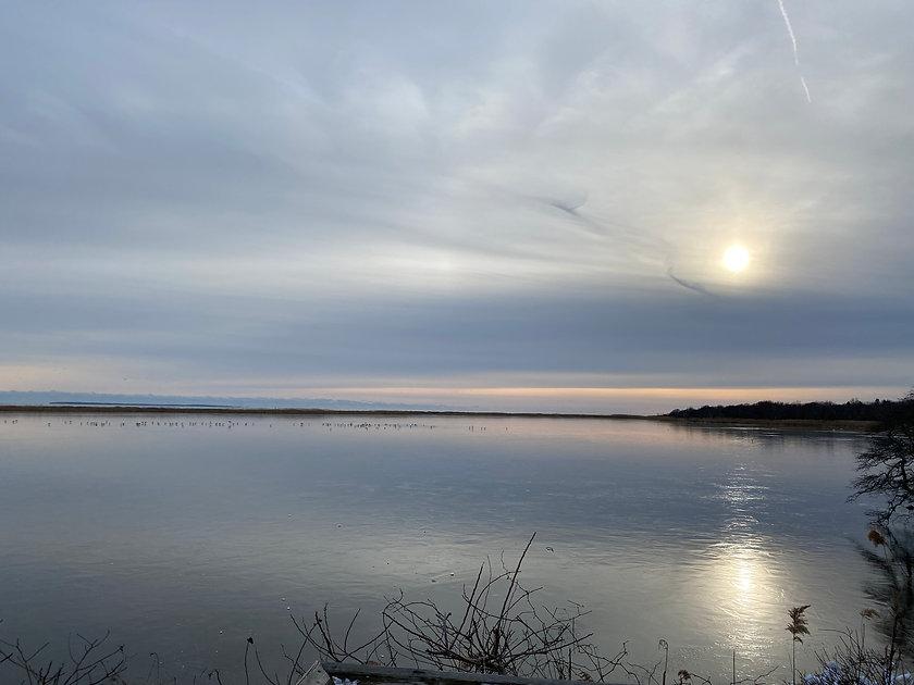 Rhode Island view Trustom