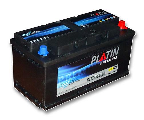 PLATIN 12V-100Ah (десен)