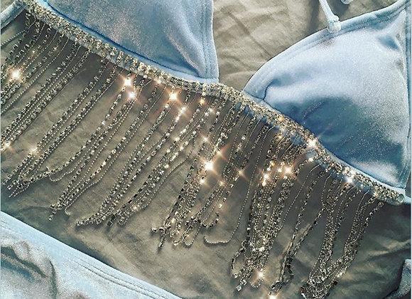 The Cinderella Bikini Set