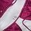 Thumbnail: Swarovski Customised Letter 3 piece Kini Set