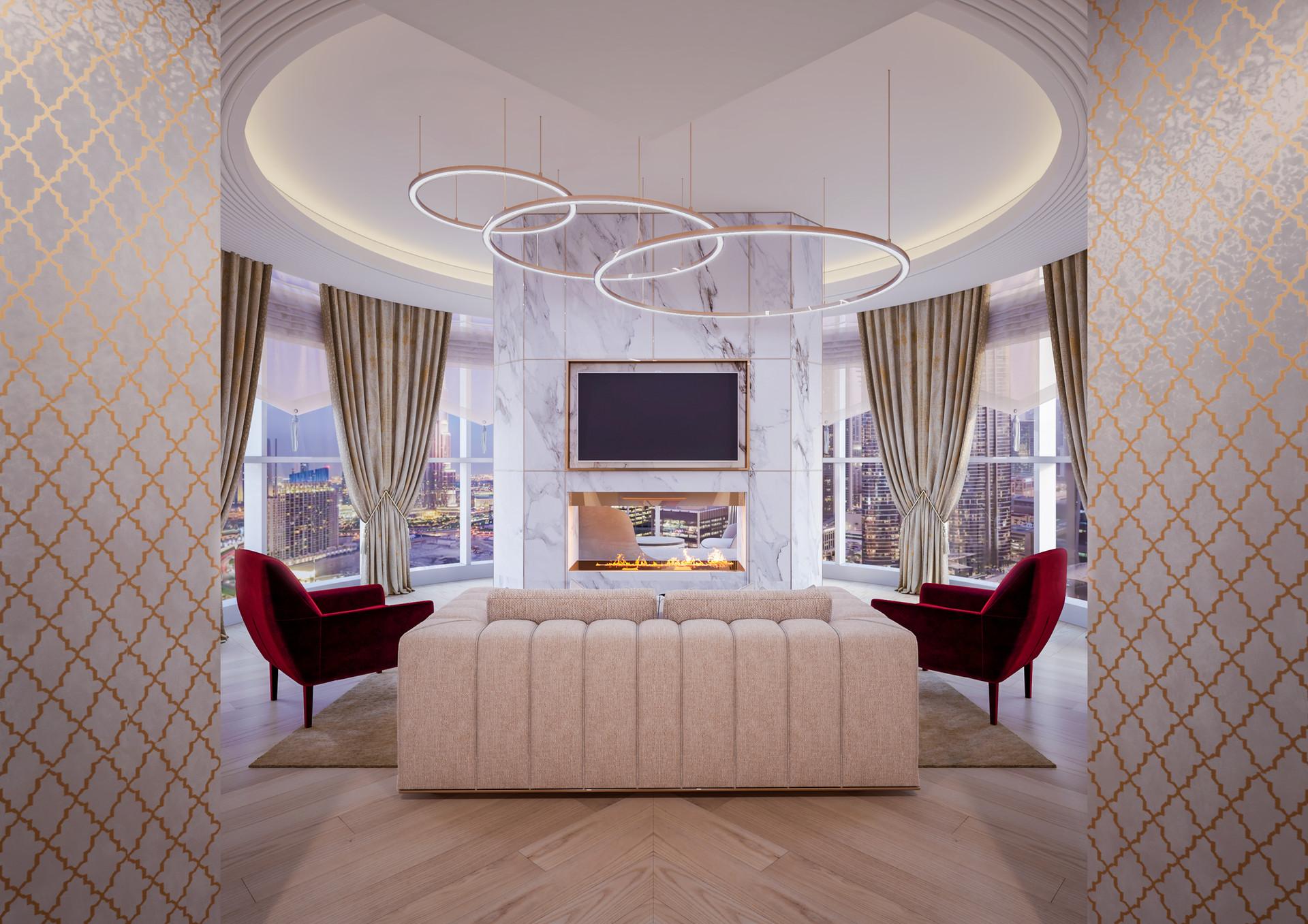Premium Suite Living