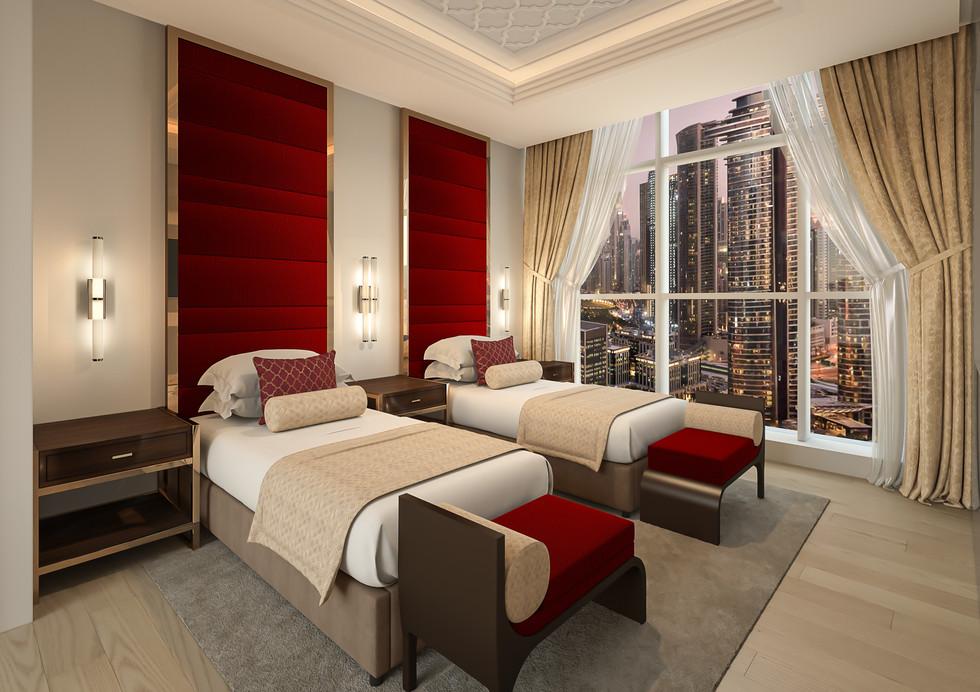 Delux Room Hotel Apartment