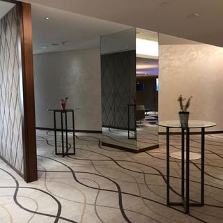Business Lounge Area
