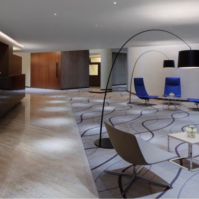 Radisson meeting rooms & Business Lounge