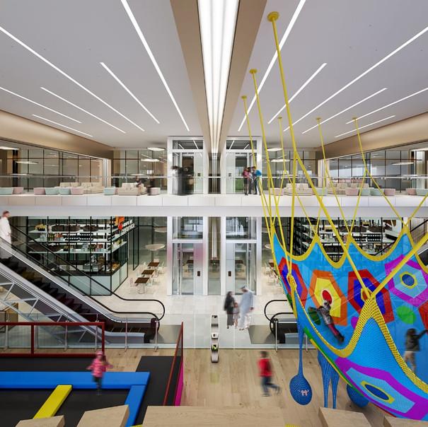 SARAB Community Centre. Abu Dhabi.