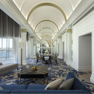 Presidential Suite, Radisson Blu Deira Dubai.
