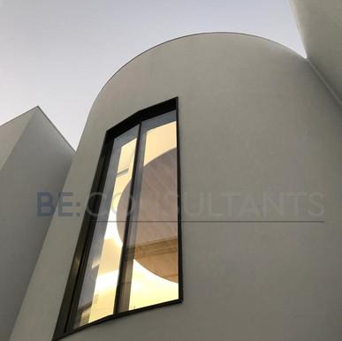 WINDOW EXTERIOR VIEW
