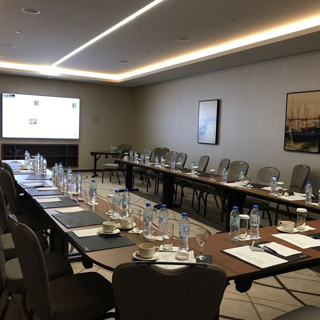 Corporate Convention Room