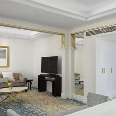 Presidential Suite Lounge