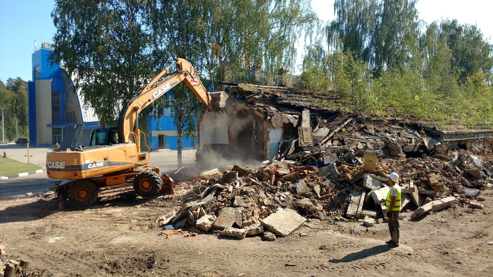 Снос зданий | Ногинск.