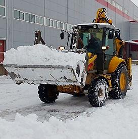 Трактор для чистки снега в Электросталь