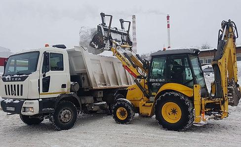 Вывоз снега Электросталь, Ногинск