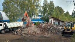 Демонтаж строений | Ногинск
