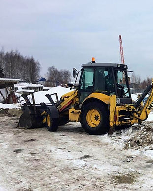 Аренда трактора с ковшом   Ногинск, Ноги