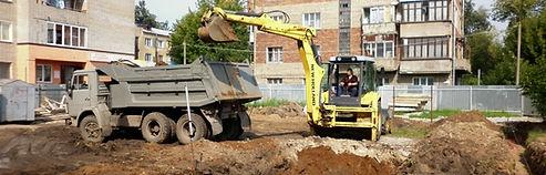 Аренда гидромолота и трактора с ковшом.+7(966)190-55-66