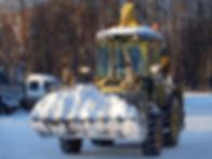 Уборка снега трактором. Заказ трактора в Электростали и Ногинске.+7(966)190-55-66