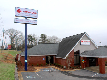 Crimson Care, Your First and Only Mental Health Urgent Care Provider in West Alabama