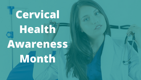 Schedule Your Annual Pap Smear: #CervicalHealthMonth