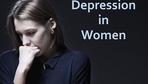 Women and Depression: Knowing the signs and getting the help you need