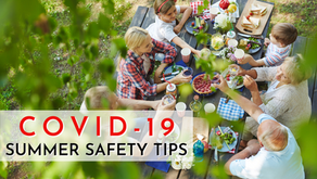 Summertime with COVID-19: Tips for Staying Safe During the Warmer Weather with Dr. Peramsetty