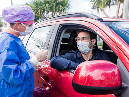 Dr. Peramsetty's treatment protocol for COVID-19 at Tuscaloosa's Crimson Care